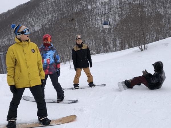 すずらん調剤薬局スキーツアー